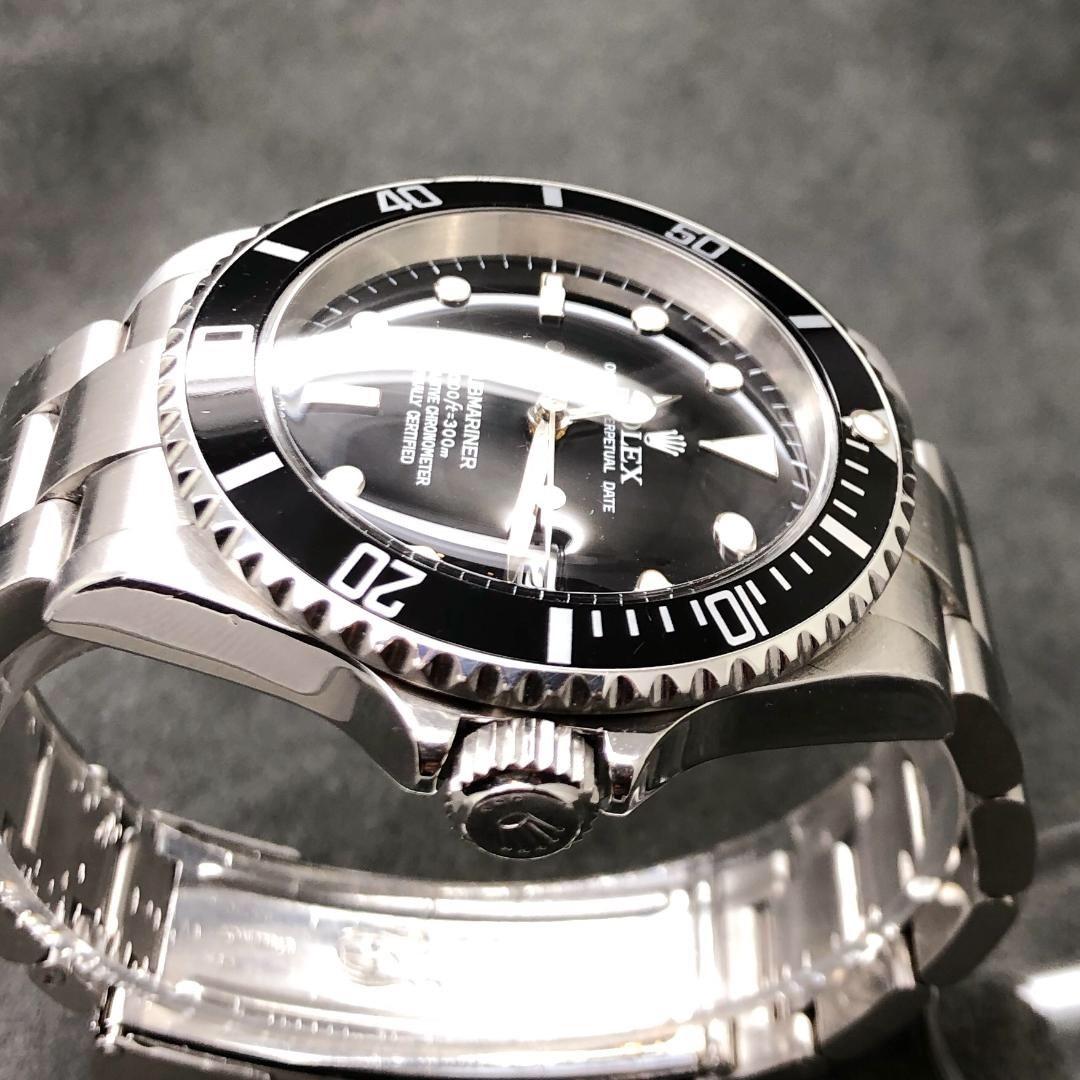 R38 Rolex Submariner low 風防 16610 16800 ロウドーム ロレックス サブマリーナ_画像3