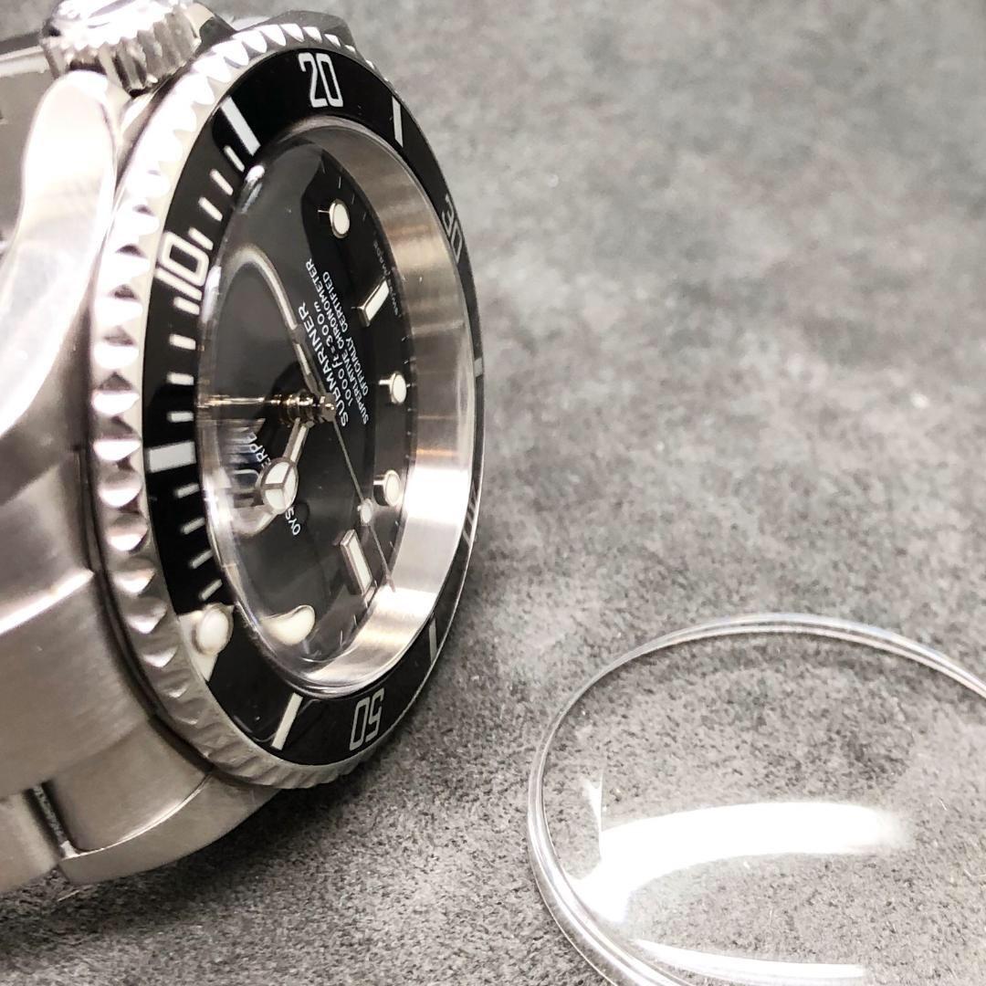 R38 Rolex Submariner low 風防 16610 16800 ロウドーム ロレックス サブマリーナ_画像4