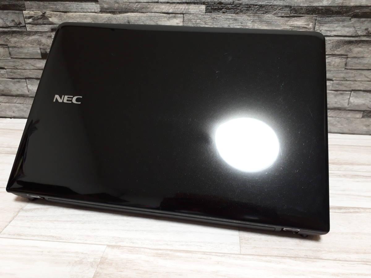 【爆速フルスペック☆最新WIN10】NEC LS150/M☆Core i7 4コア/8スレッド☆新品SSD240GB/大容量メモリ8GB☆USB3.0/WebCam☆即使用OK(^^)_画像6