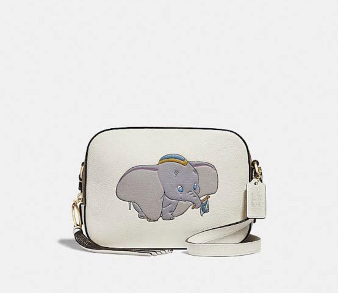 ★新品★COACH コーチ ディズニー Disney ダンボ コラボ レア 限定 ショルダーバッグ