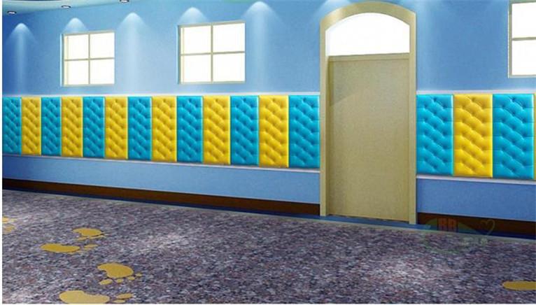 新品 30枚set DIY 3D 壁紙 クッションブリック 壁紙シール 模様 柄 ウォールステッカー 簡単リフォーム _画像7