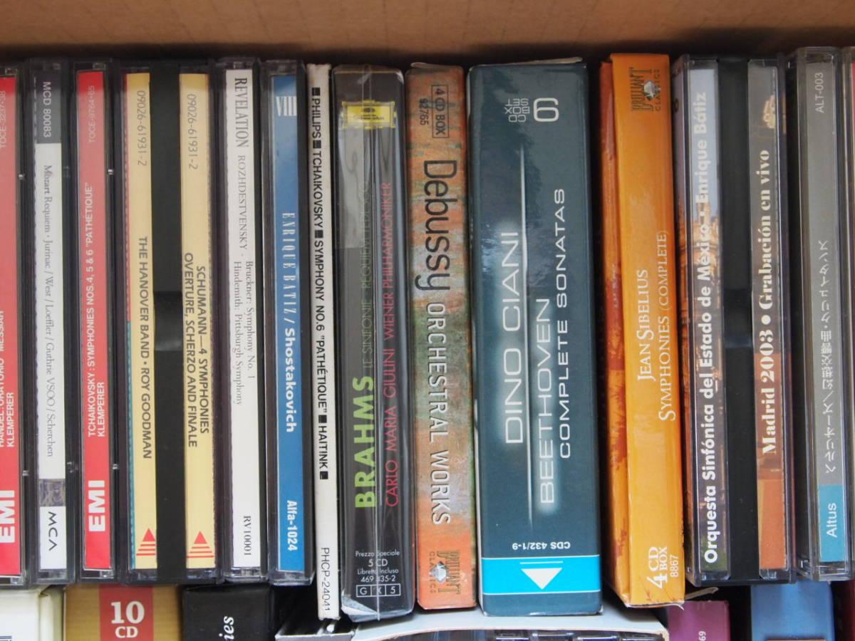 クラシックCDいろいろ~まとめてセット(56組)中古品-Bセット~クレンペラー、テンシュテット、スヴェトラーノフ他_画像3