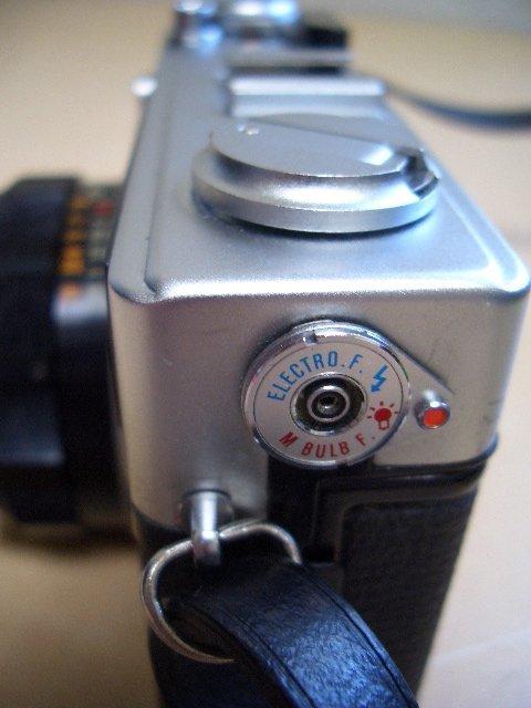 オリンパス 35DC フイルムカメラ ケース付き 美品_画像5