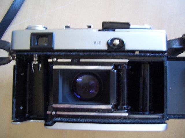 オリンパス 35DC フイルムカメラ ケース付き 美品_画像4