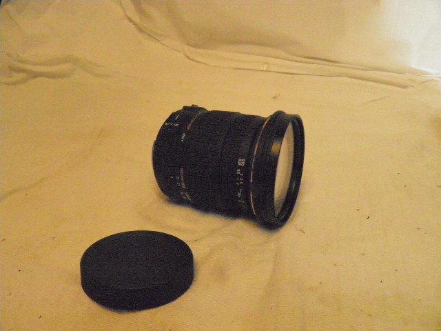 SIGMA シグマ 17-50mm F2.8 EX DC OS HSM for Canon キャノン用