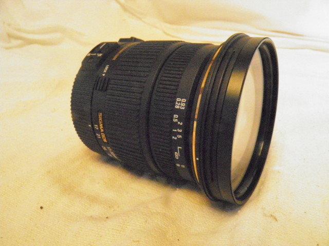 SIGMA シグマ 17-50mm F2.8 EX DC OS HSM for Canon キャノン用_画像2