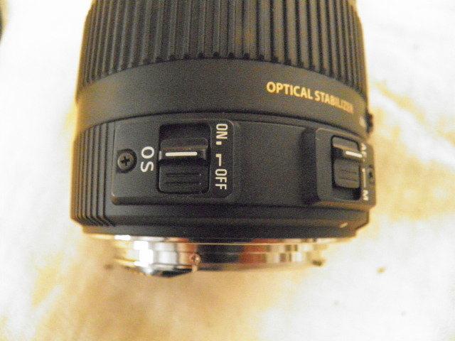 SIGMA シグマ 17-50mm F2.8 EX DC OS HSM for Canon キャノン用_画像4