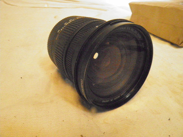 SIGMA シグマ 17-50mm F2.8 EX DC OS HSM for Canon キャノン用_画像9