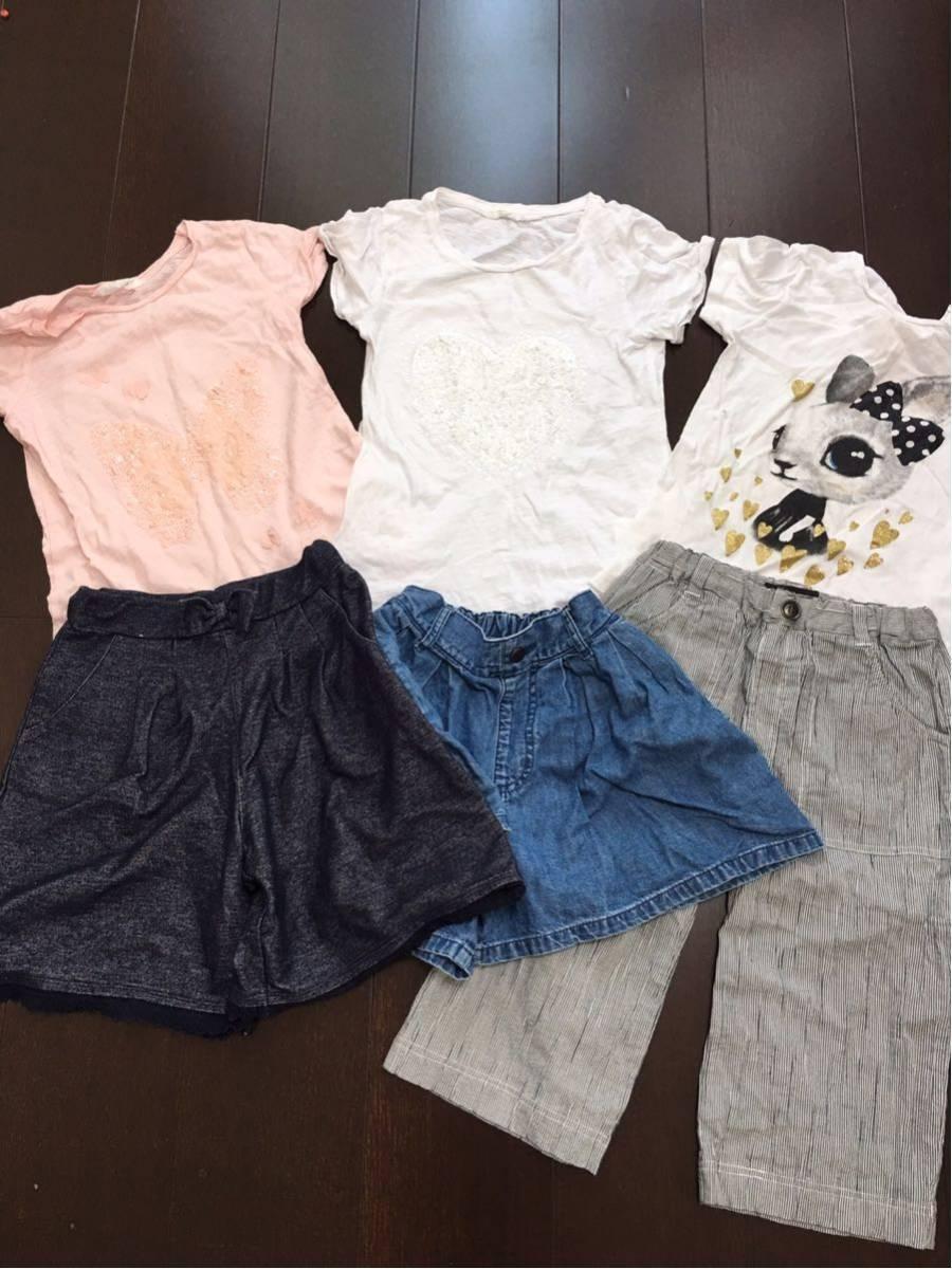 女子洋服まとめ売り 120-130サイズ_画像2