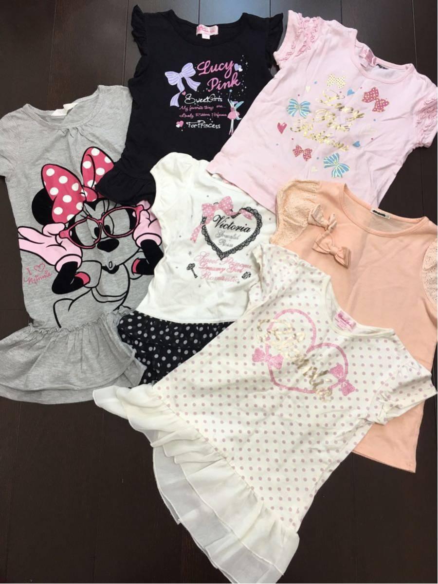 女子洋服まとめ売り 120-130サイズ_画像3