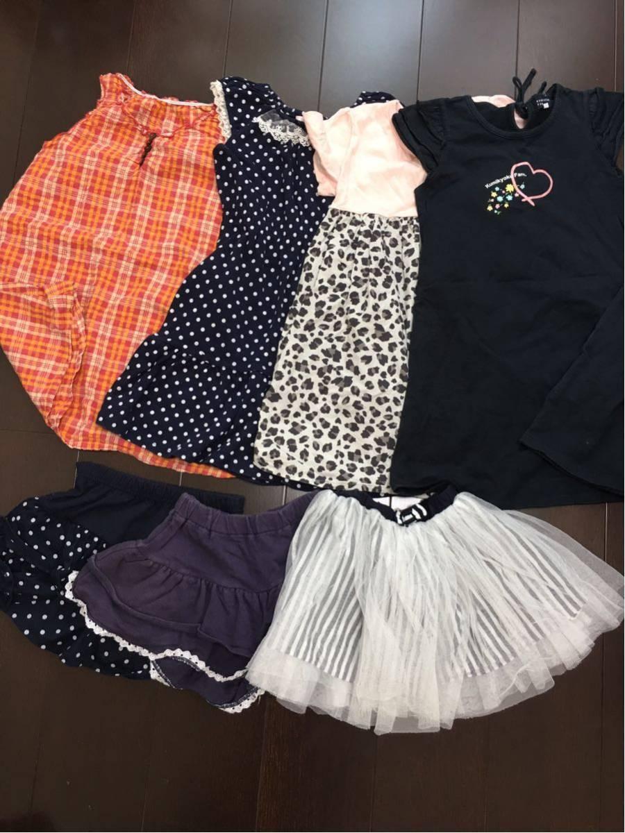 女子洋服まとめ売り 120-130サイズ_画像5