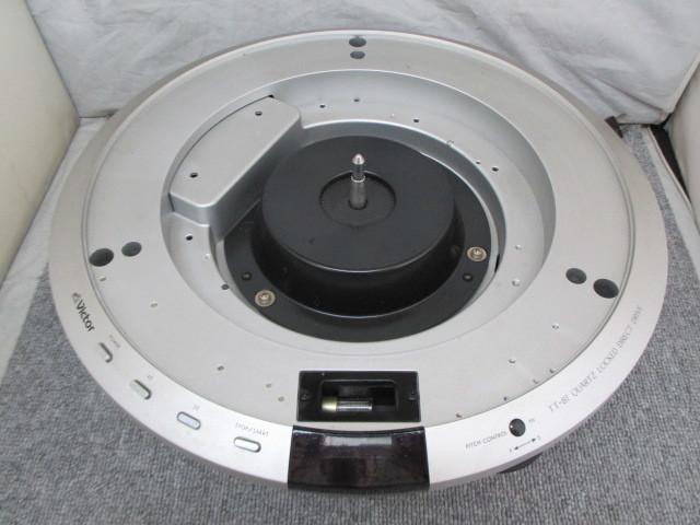 TT-81 VICTOR ダイレクトドライブターンテーブル ビクター_画像5