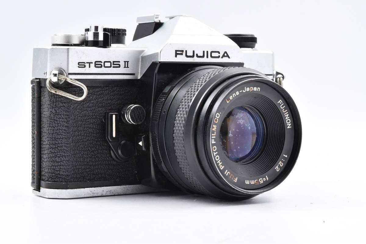 CH03A FUJIFILM フジフィルム FUJICA ST605 II 55mm f/2.2