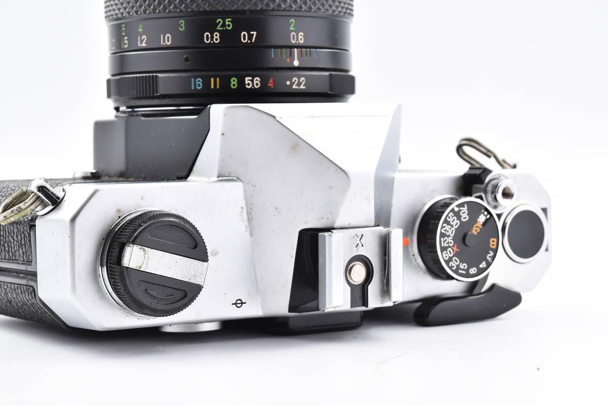CH03A FUJIFILM フジフィルム FUJICA ST605 II 55mm f/2.2_画像3