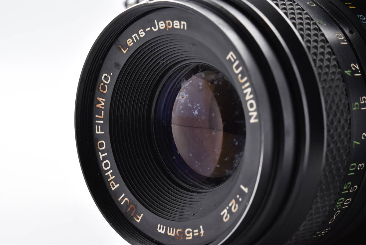 CH03A FUJIFILM フジフィルム FUJICA ST605 II 55mm f/2.2_画像7