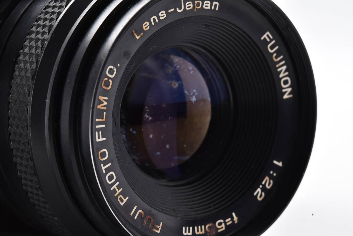 CH03A FUJIFILM フジフィルム FUJICA ST605 II 55mm f/2.2_画像6