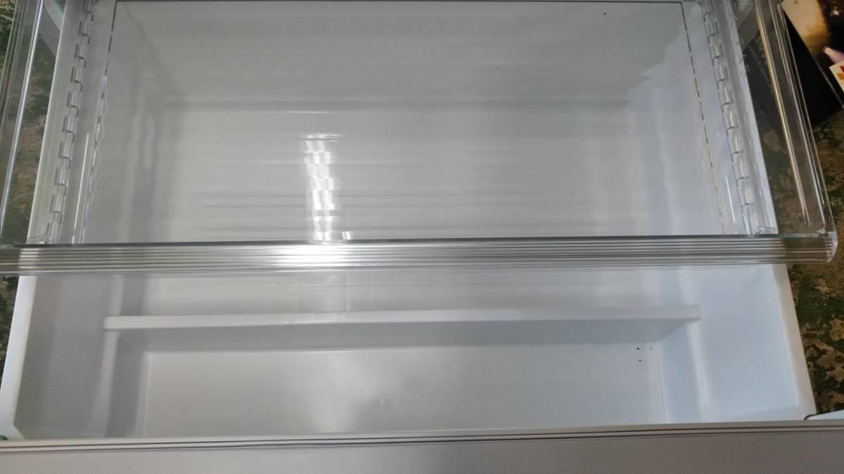 直接引取可能 パナソニックトップユニット外して洗える製氷皿冷蔵庫 NR-FTF456_画像8