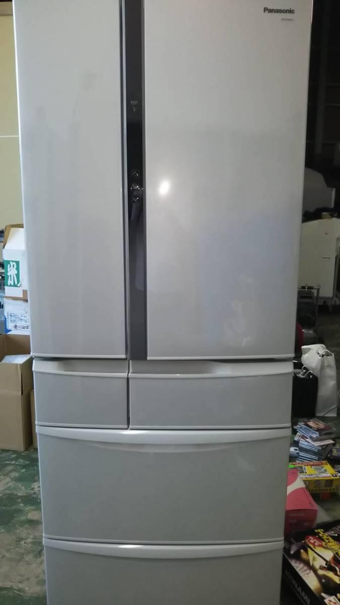 直接引取可能 パナソニックトップユニット外して洗える製氷皿冷蔵庫 NR-FTF456