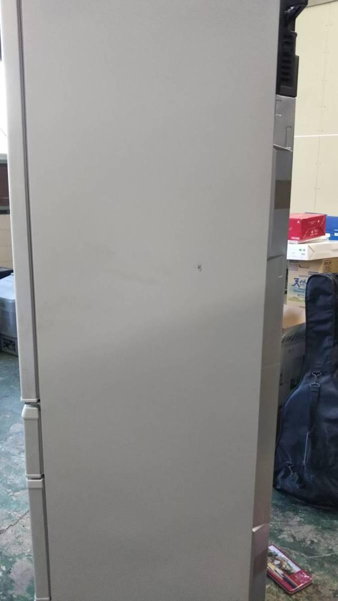 直接引取可能 パナソニックトップユニット外して洗える製氷皿冷蔵庫 NR-FTF456_画像10