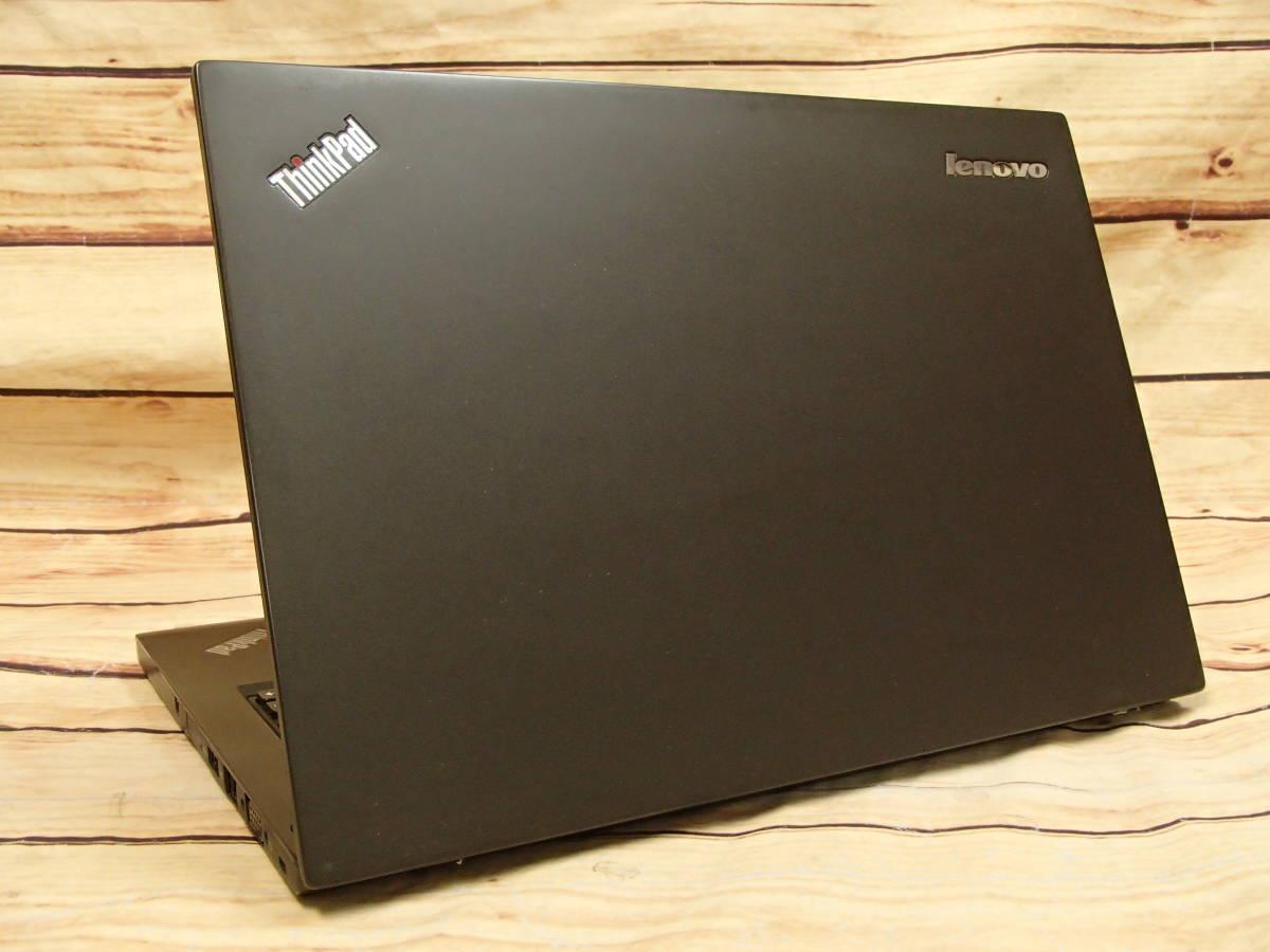 ●Lenovo ThinkPad T440s 20ARA19VJP●Core i5-4200U/4GB/500GB/14.0インチ/ジャンク●_画像6