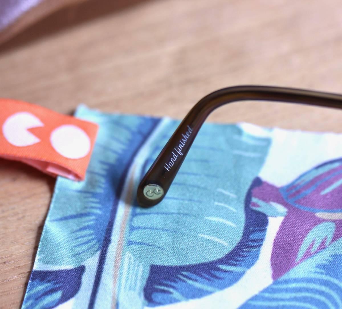 GLCO ギャレットレイト Hampton 44 眼鏡/サングラス兼用セルフレーム(GARRETT LEIGHT California Optical/オリバーピープルズ系列ブランド)_画像5