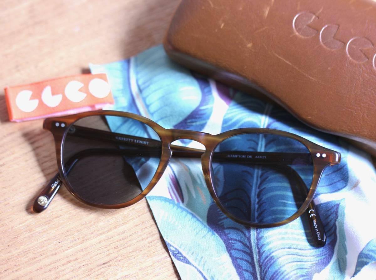 GLCO ギャレットレイト Hampton 44 眼鏡/サングラス兼用セルフレーム(GARRETT LEIGHT California Optical/オリバーピープルズ系列ブランド)