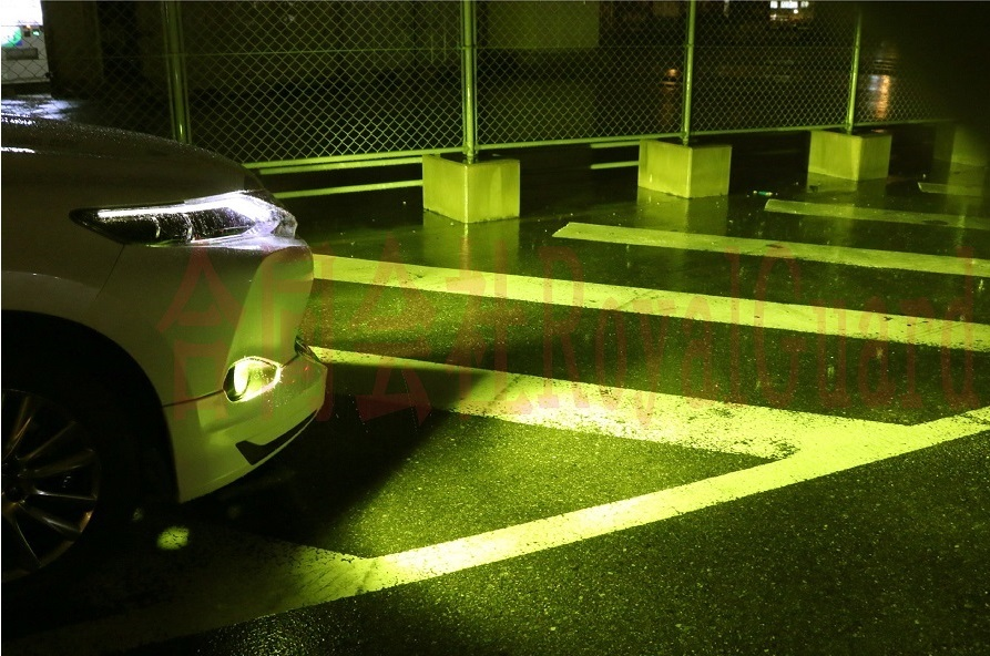 ☆令和新製品☆ 特許庁商標済 Royal Guard 18000LM 車検対応 3000k 4300k 6500k 8000k LED ヘッドライト H4 HI/LO LEDフォグ H8 H11 H16_画像10