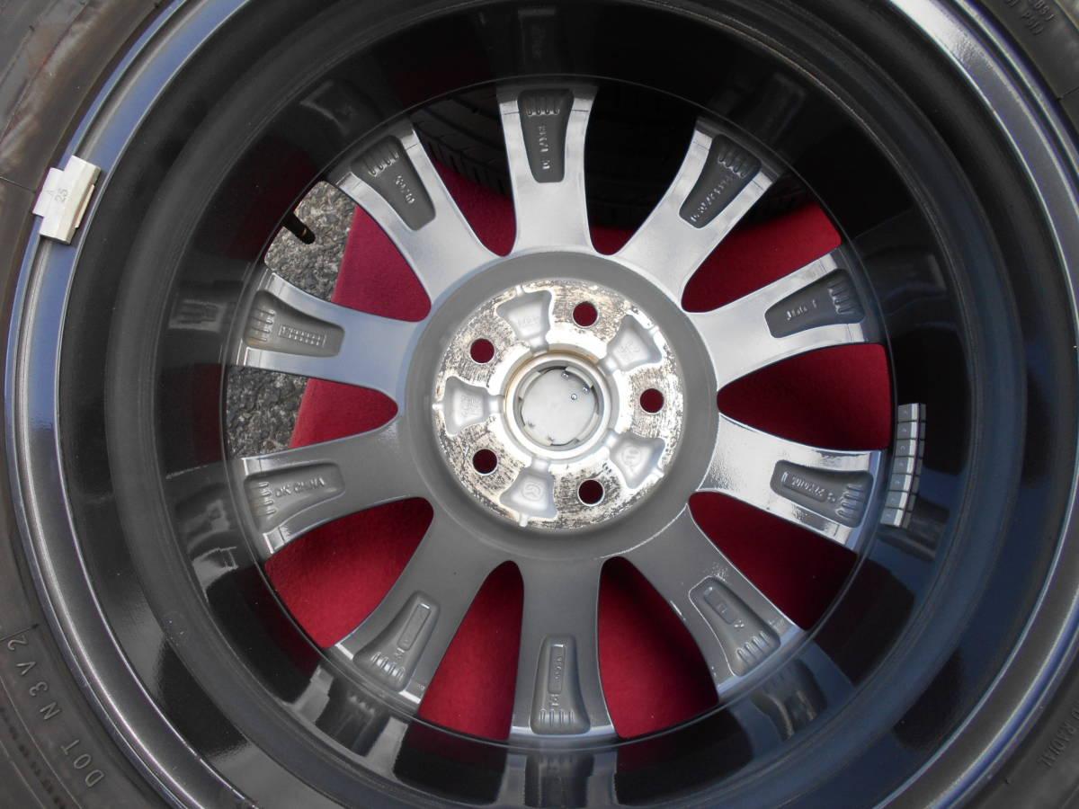 ★超極上 バリ山 マツダ CX-3純正タイヤセット MPV アテンザスポーツなどに_画像5