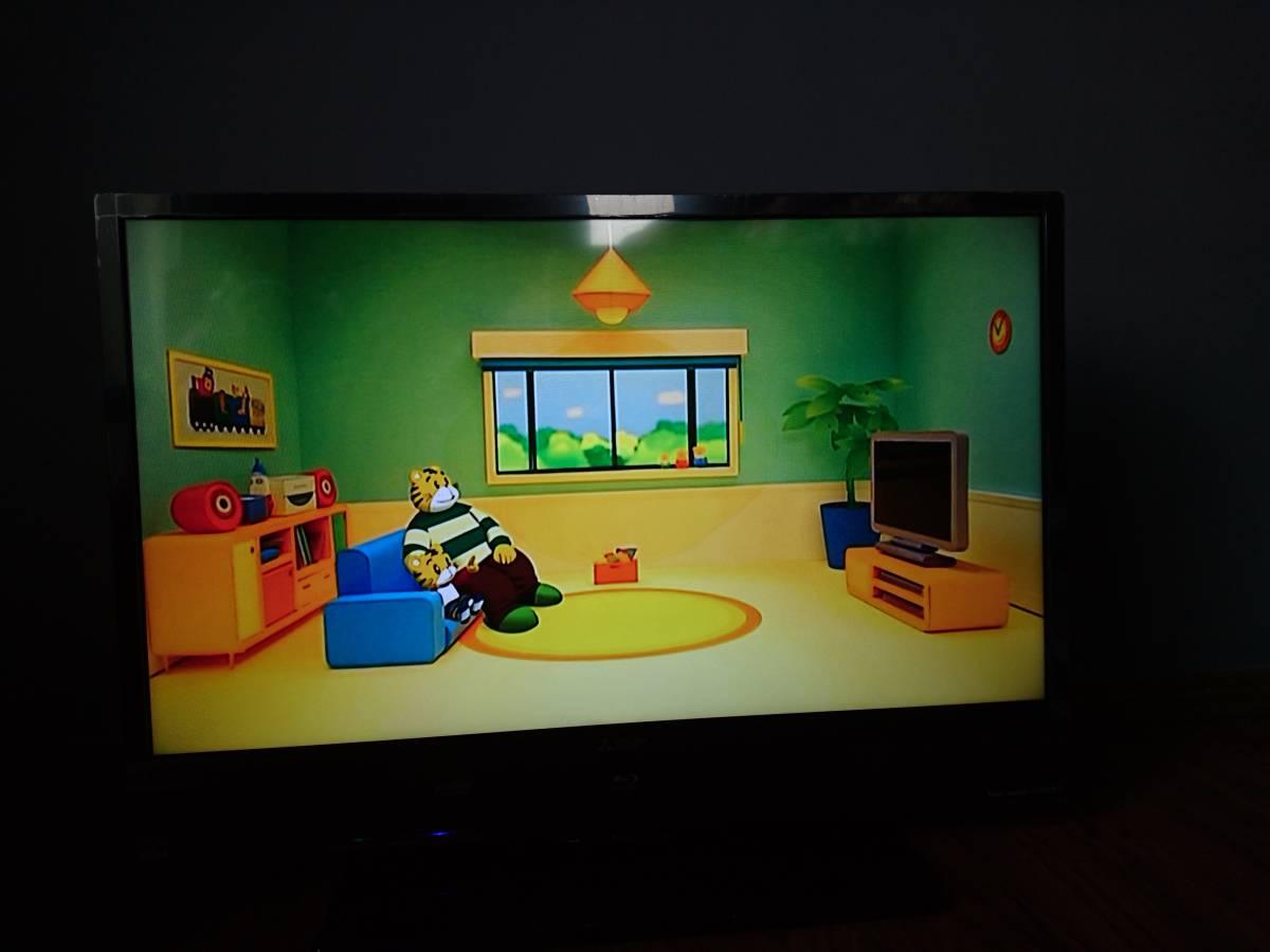 三菱 MITUBISHI 32インチ液晶テレビ LCD-A32BHR7 HDD ブルーレイ/DVD内蔵_画像2