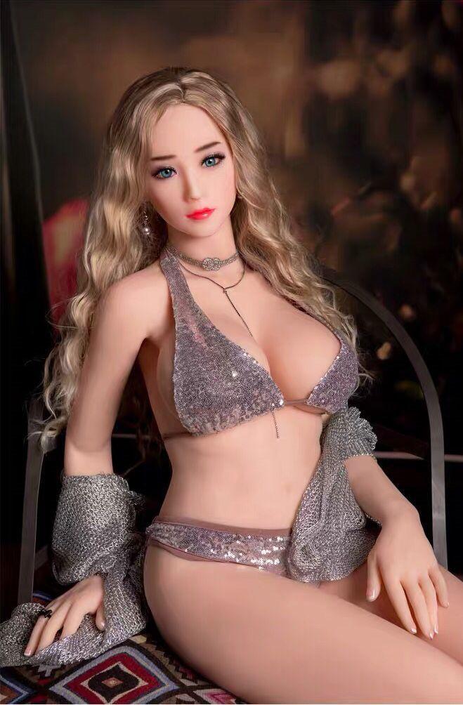 業所止め可能 秘密発送 最新型リアルドール TPE製 巨乳 素敵な彼女 鮮明な外観 158女性のボディモデル ラブドール 3ホール _画像2