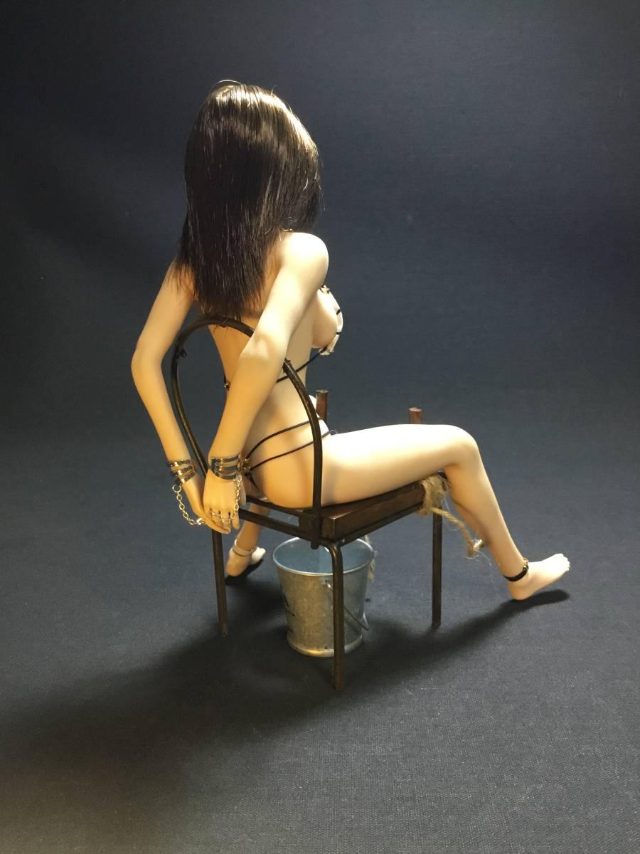 1/6フィギュア用 拘束椅子 /ファイセン /ホットスタッフ /Phicen/SM /拘束//シームレス_画像7