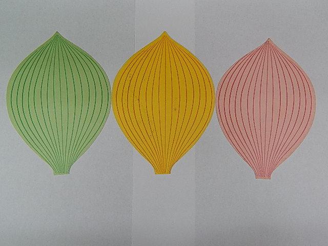 ●散華タトウ入 「印度佛塔落慶法要記念」 南都六大寺・全日本佛教會 5枚揃 ●_画像2