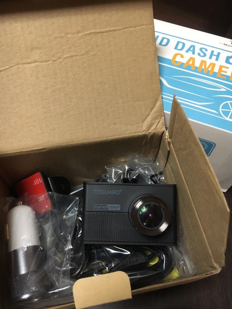 新品 ドライブレコーダー ドラレコ 超小型 車載カメラ フルHD 動き検知 Gセンサー 駐車監視 緊急ロック 170度広角 防犯 対策 事故対策_画像8