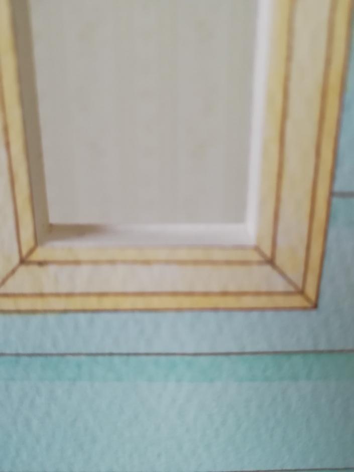 リカちゃん ドールハウス 1/6ドールサイズ 手描き 爽やかなミント&クリーム _画像10