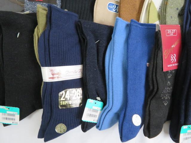 Y190522 ☆★ 【未使用】 紳士 男性用 ソックス 靴下 おまとめ  ★☆_画像8