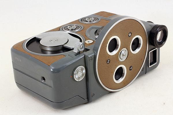 【動作可能な現状品♪】 ARCO EIGHT 8 DELUXE D-Mount 484 アルコ写真工業 アルコエイトデラックス 8mmフィルム映写機カメラ ダブル8規格_画像8