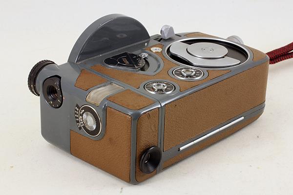 【動作可能な現状品♪】 ARCO EIGHT 8 DELUXE D-Mount 484 アルコ写真工業 アルコエイトデラックス 8mmフィルム映写機カメラ ダブル8規格_画像7