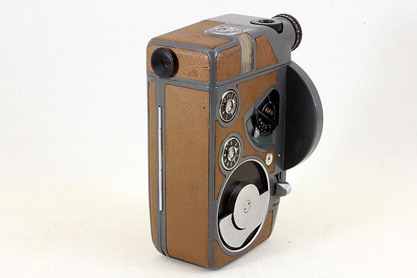 【動作可能な現状品♪】 ARCO EIGHT 8 DELUXE D-Mount 484 アルコ写真工業 アルコエイトデラックス 8mmフィルム映写機カメラ ダブル8規格_画像2