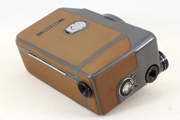 【動作可能な現状品♪】 ARCO EIGHT 8 DELUXE D-Mount 484 アルコ写真工業 アルコエイトデラックス 8mmフィルム映写機カメラ ダブル8規格_画像9