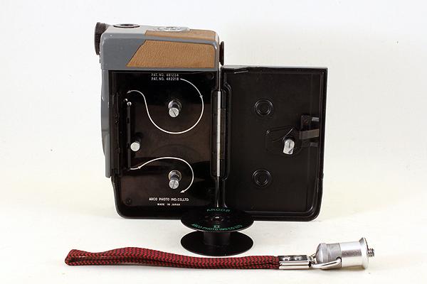 【動作可能な現状品♪】 ARCO EIGHT 8 DELUXE D-Mount 484 アルコ写真工業 アルコエイトデラックス 8mmフィルム映写機カメラ ダブル8規格_画像10