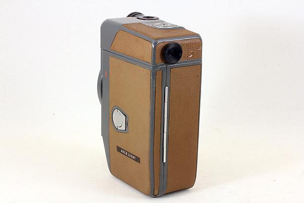 【動作可能な現状品♪】 ARCO EIGHT 8 DELUXE D-Mount 484 アルコ写真工業 アルコエイトデラックス 8mmフィルム映写機カメラ ダブル8規格_画像4