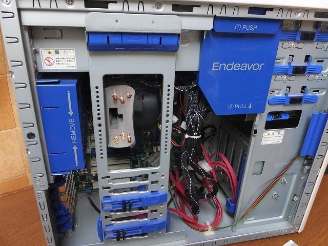 R:EPSON/エプソン/デスクトップパソコン/Core2Quad/3.00GHz/Q9650/PC/通信機器/Pro4350_画像3