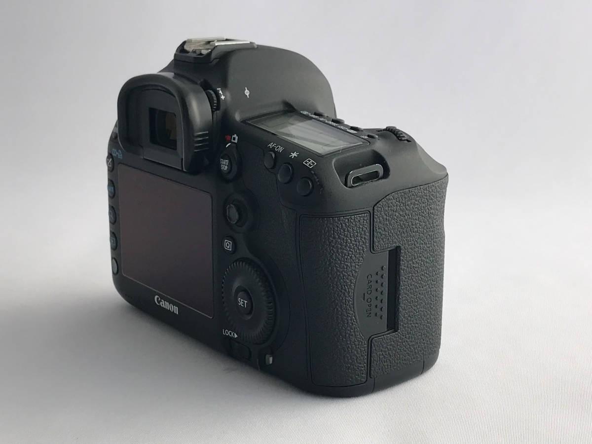 ★元箱付き★ キヤノン Canon EOS 5D Mark III マーク3 ボディ+★おまけ★純正バッテリー+CFカード付き_画像7