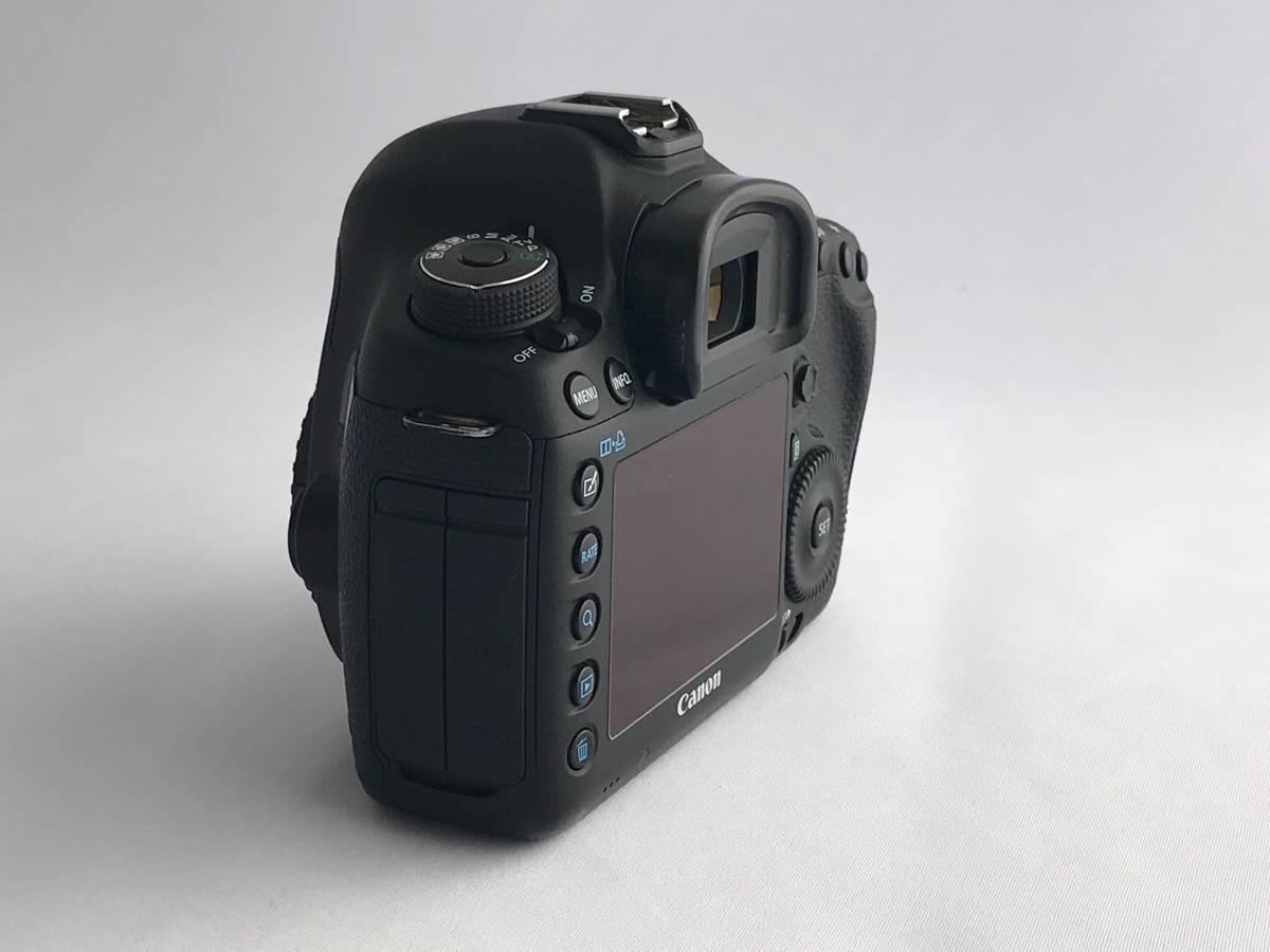★元箱付き★ キヤノン Canon EOS 5D Mark III マーク3 ボディ+★おまけ★純正バッテリー+CFカード付き_画像4
