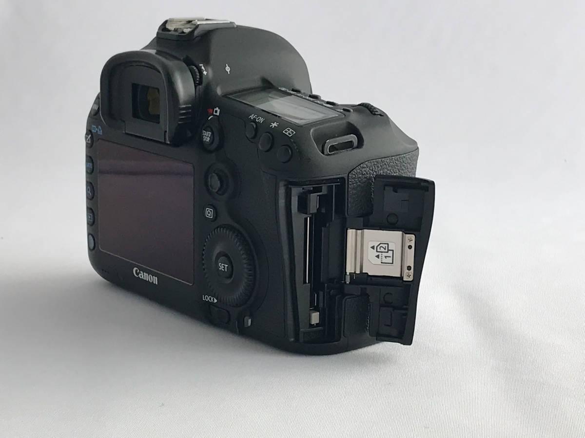 ★元箱付き★ キヤノン Canon EOS 5D Mark III マーク3 ボディ+★おまけ★純正バッテリー+CFカード付き_画像10