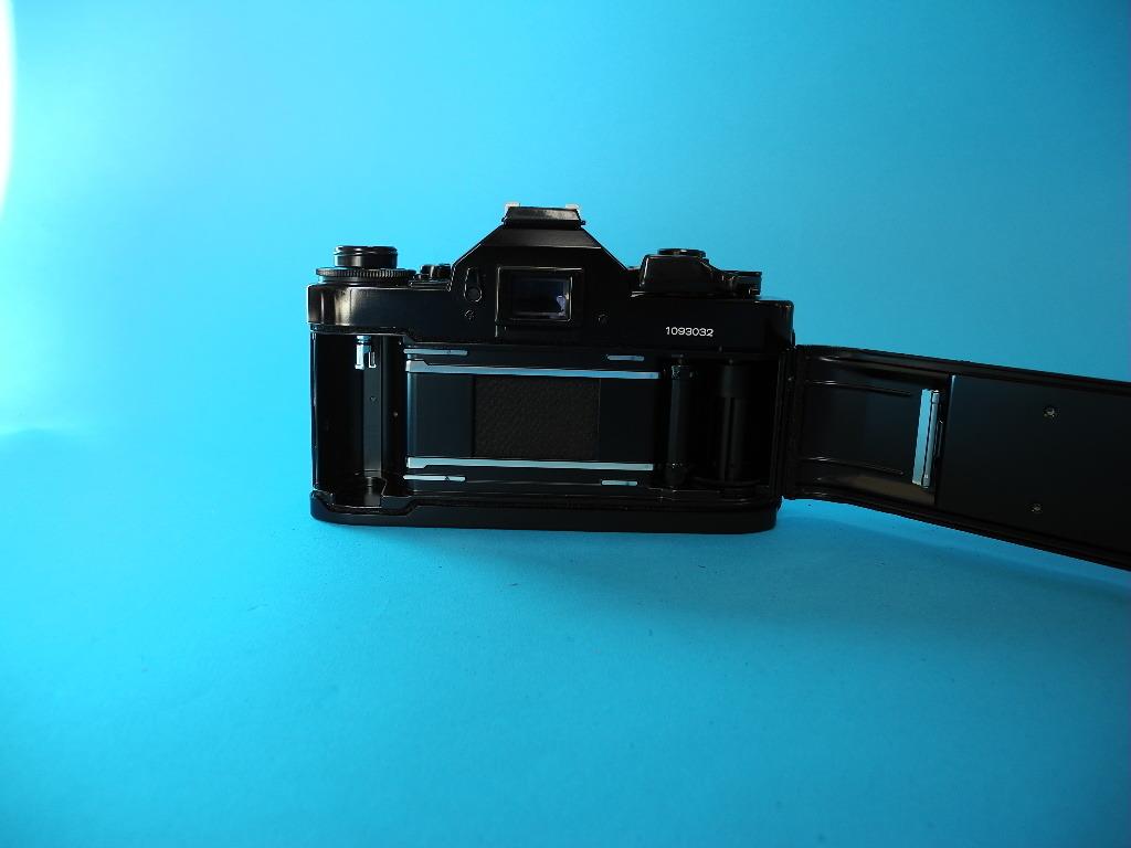 Canon A-1(オーバーホール済み)+交換レンズ3本・他_画像4