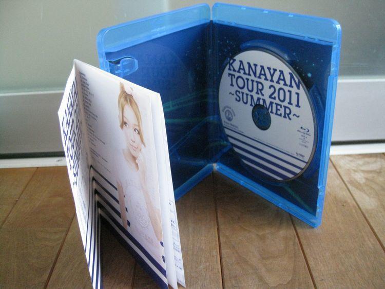 ブルーレイ/Blu-ray◆西野カナ Kanayan Tour 2011~Summer~☆美品!_画像2