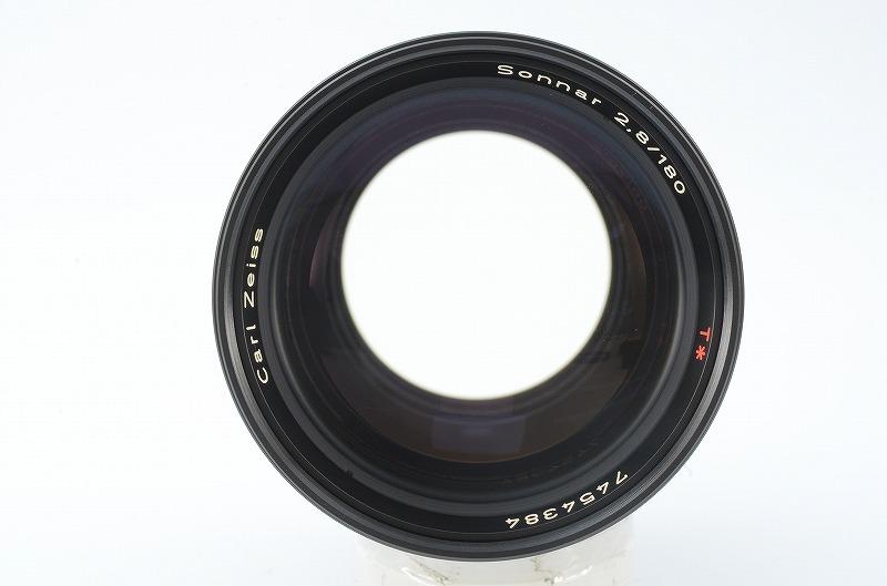 【新品級】 CONTAX Carl Zeiss Sonnar 180mm F2.8 T* MMJ RTS 元箱一式 #107832_画像6