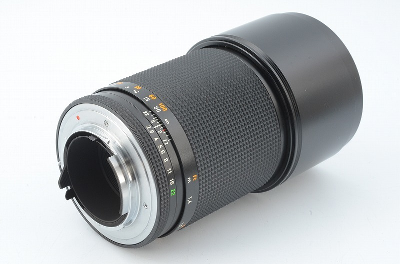 【新品級】 CONTAX Carl Zeiss Sonnar 180mm F2.8 T* MMJ RTS 元箱一式 #107832_画像3