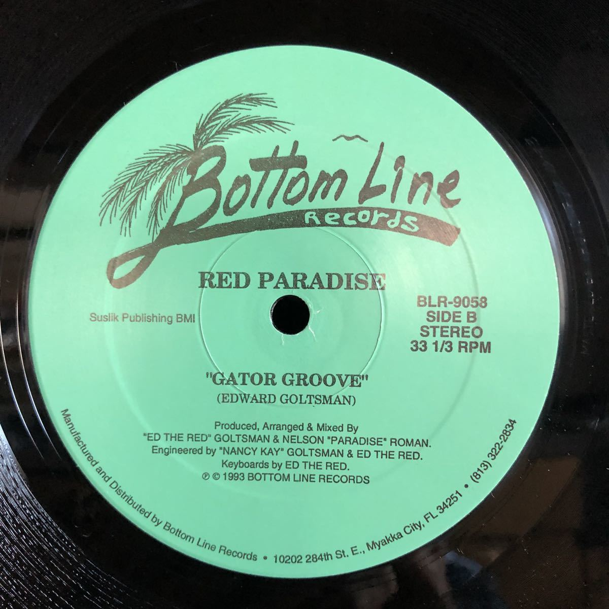 Red Paradise / Dance / Gator Groove